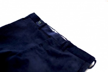 10w CORDUROY TROUSERS