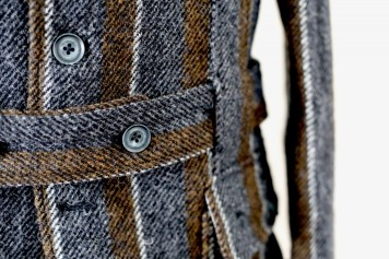 TWEED NORFOLK JACKET