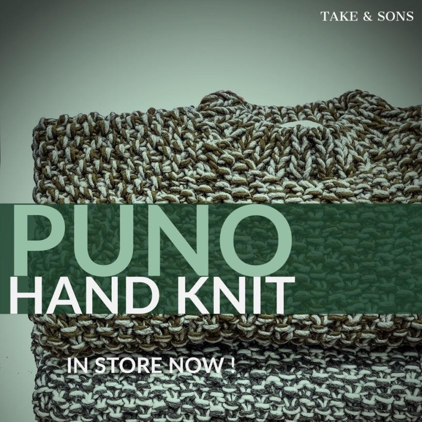 Puno Hand Knit