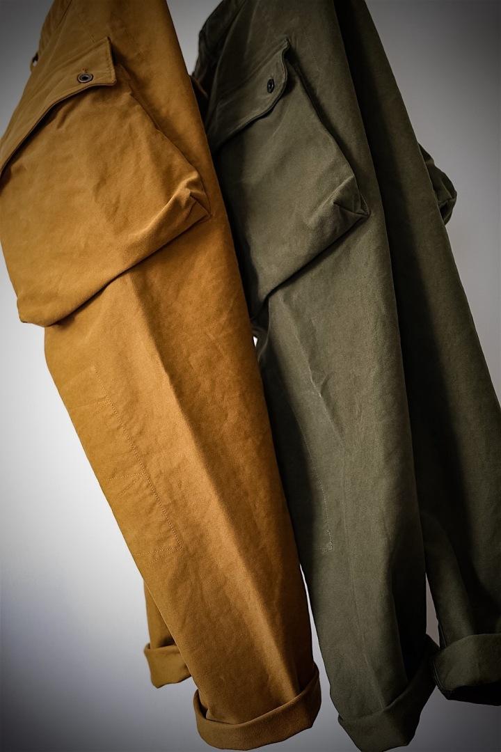 Field Work Pants : Camel / Khaki