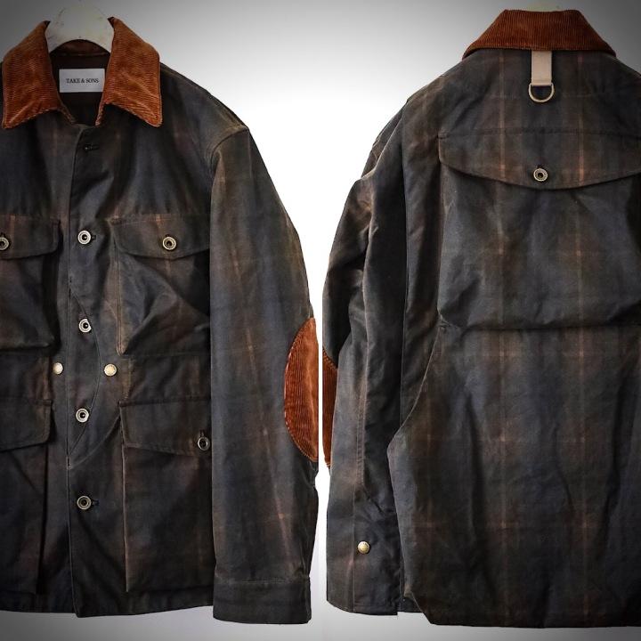 Wax Adventure Jacket